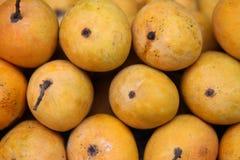 Żółty mango Obrazy Stock