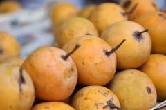 Żółty mango Obraz Stock