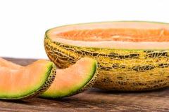 Żółty melon Zdjęcie Royalty Free