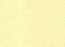 Żółty papier obraz royalty free