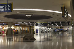 Żółw rzeźba przy McCarran lotniskiem w Las Vegas, NV na Lipu Zdjęcie Stock