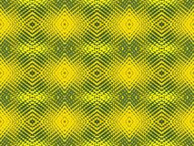 Żółta mozaika Obraz Stock