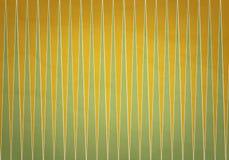 Żółtej zieleni trójboki Obrazy Royalty Free