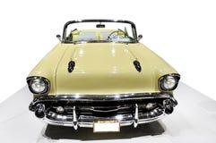 Żółty Chevrolet Fotografia Royalty Free