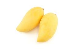Żółty mango Obrazy Royalty Free