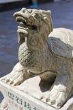 Żółw statuy cyzelowanie Zdjęcie Royalty Free