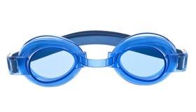 Óculos de proteção da máscara da nadada do verão Fotos de Stock Royalty Free