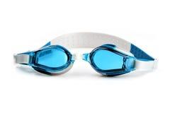 Óculos de proteção da nadada Fotografia de Stock Royalty Free