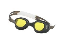 Óculos de proteção da natação fotos de stock royalty free