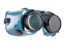 Óculos de proteção de segurança Fotografia de Stock Royalty Free
