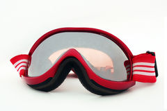 Óculos de proteção do esqui Fotografia de Stock Royalty Free