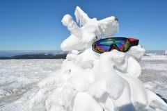 Óculos de proteção esquecidos Imagens de Stock