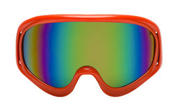 Óculos de proteção Front View Fotos de Stock