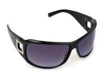 Óculos de sol à moda da mulher imagens de stock