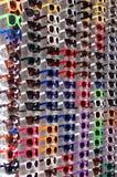 Óculos de sol coloridos Imagens de Stock
