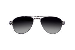 Óculos de sol com isolado Fotos de Stock