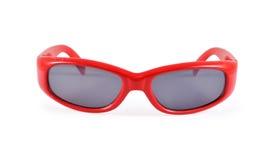 Óculos de sol da criança Imagens de Stock Royalty Free