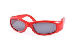 Óculos de sol da criança Foto de Stock Royalty Free