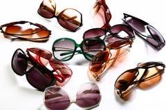 Óculos de sol da forma imagem de stock