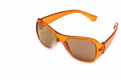 Óculos de sol da forma Fotos de Stock