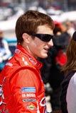 Óculos de sol de Kasey Kahne do excitador de NASCAR imagem de stock royalty free