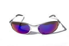 Óculos de sol do esporte Imagem de Stock Royalty Free