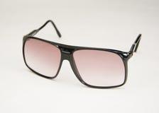 Óculos de sol dos anos 70 do vintage Fotos de Stock Royalty Free
