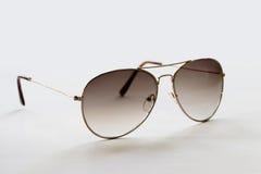 Óculos de sol elegantes Imagens de Stock Royalty Free