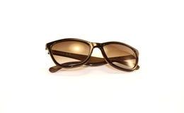 Óculos de sol isolados Fotografia de Stock Royalty Free