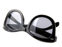 Óculos de sol isolados no fundo branco foto de stock royalty free