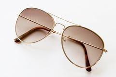 Óculos de sol na moda Fotografia de Stock