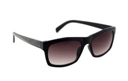 Óculos de sol pretos Fotografia de Stock