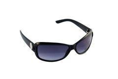 Óculos de sol pretos Fotos de Stock Royalty Free