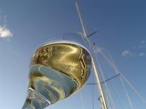 łódka chrzest Fotografia Stock