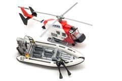 łódka helikoptera silnika Zdjęcia Stock