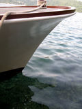 łódka prow zdjęcia stock