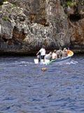 łódka wolnego czasu Fotografia Royalty Free