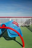 łódkowaci kolorowi siedzenia Zdjęcie Stock