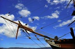 łódkowaci pulleys Zdjęcia Royalty Free