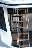 Łódkowata drabina Zdjęcia Stock