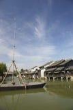 łódkowata porcelanowa rzeka wuzhen Fotografia Royalty Free