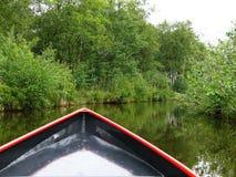 Łódkowata wycieczka Fotografia Stock
