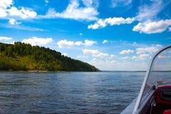 Łódkowata wycieczka Zdjęcia Stock