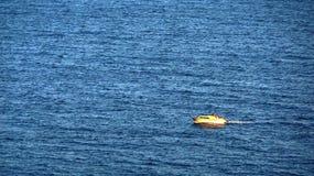 Łódkowata wycieczka na powierzchni Zdjęcie Royalty Free