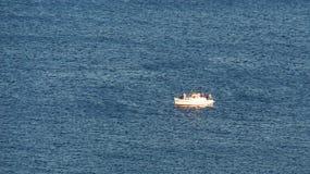 Łódkowata wycieczka na powierzchni Zdjęcia Stock