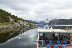 Łódkowata wycieczka turysyczna Zdjęcia Stock