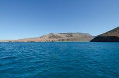 Łódkowata wycieczka turysyczna na morzu cortez, Meksyk Obrazy Royalty Free