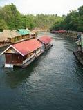 łódkowatego domu weekend Zdjęcia Stock