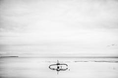 Łódkowaty bangka, Filipiny obraz stock