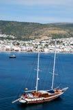 łódkowaty bodrum Obraz Royalty Free